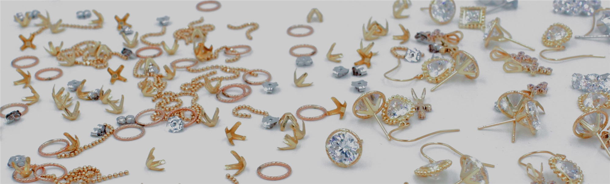 Jewelry Manufacturing & Design – Finished Jewelry & Components